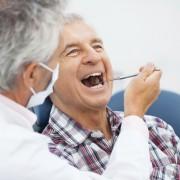 Salud bucodental en personas mayores